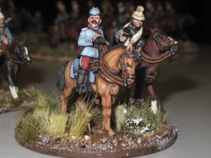 German cavalry officer
