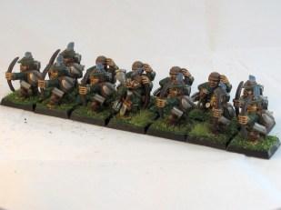 Halfling regiment