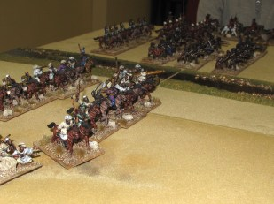 Tribal forces outnumbered the Imperial troops and their Afghan allies