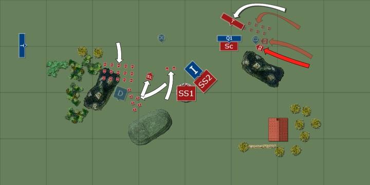 LM vs DW Turn 4 Lizardmen