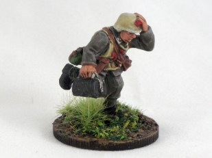 A medic. The late war Germans only get one Senior Leader, so this guy could be handy.
