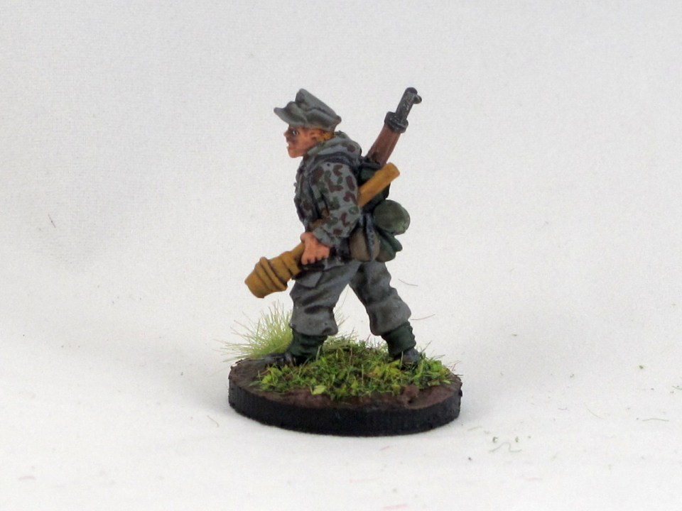 Rifleman with panzerfaust
