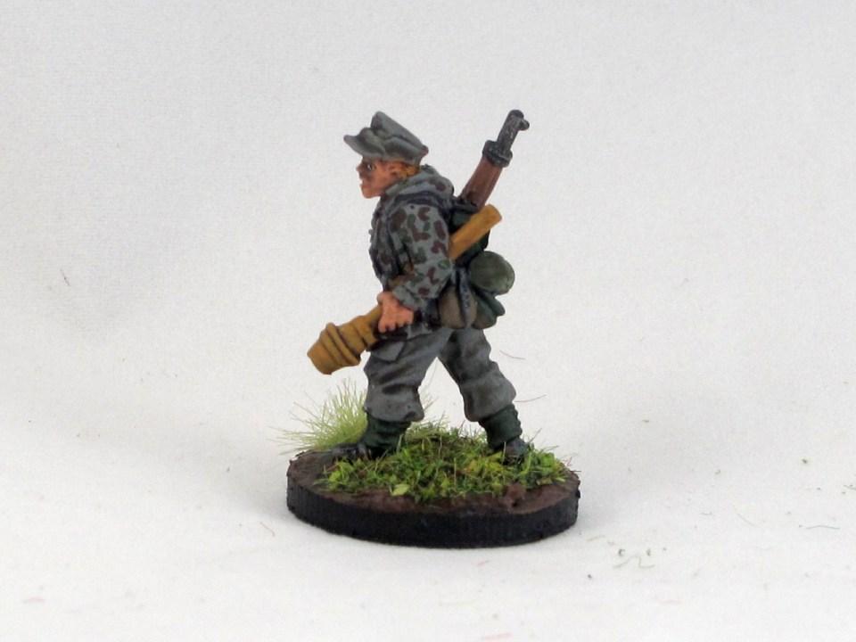 Rifleman with panzerfaust