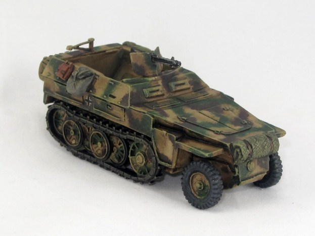 Recce hanomag sdkfz 250 2
