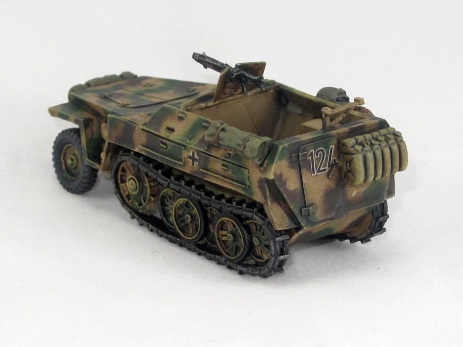 Recce hanomag sdkfz 250 4