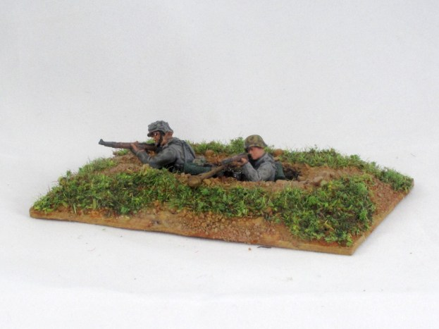 I've added a few bits like panzerfausts