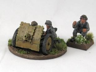 German leIG18 Infantry gun