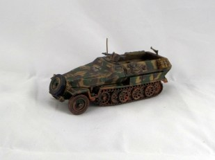 SdKfz251 left front