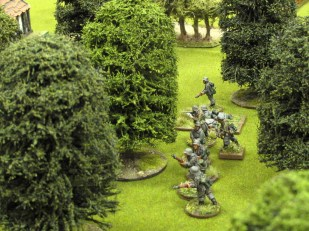 The third section deploys from the JoP into the trees