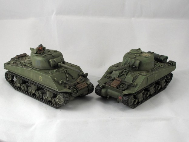 Rubicon left, Warlord right