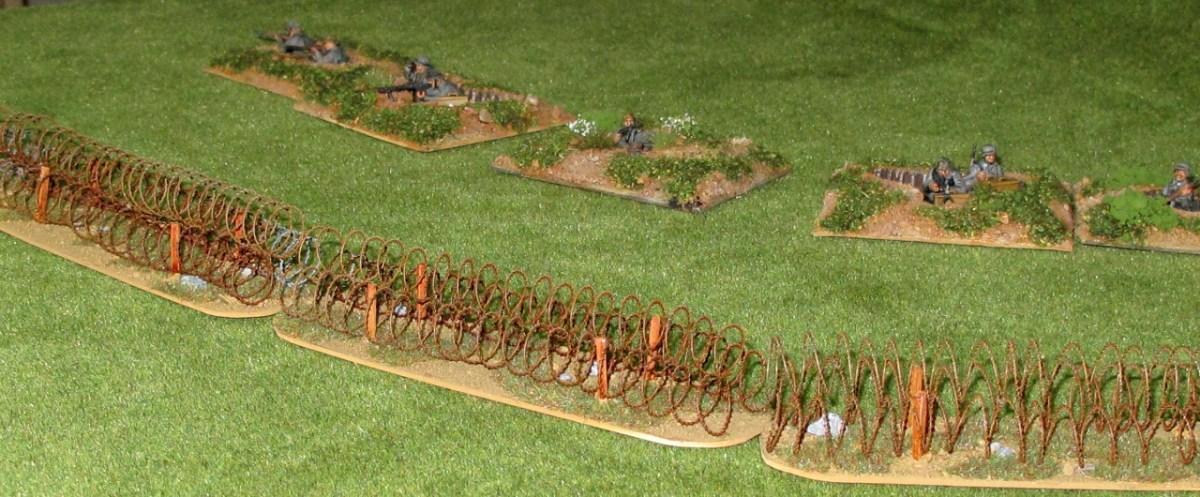 Field Defences.