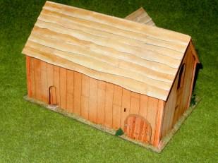 Barn rear