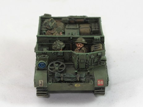 Markings are for Polish 1st Armoured Division