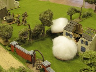 "The 2"" mortar puts down an effective smokescreen"