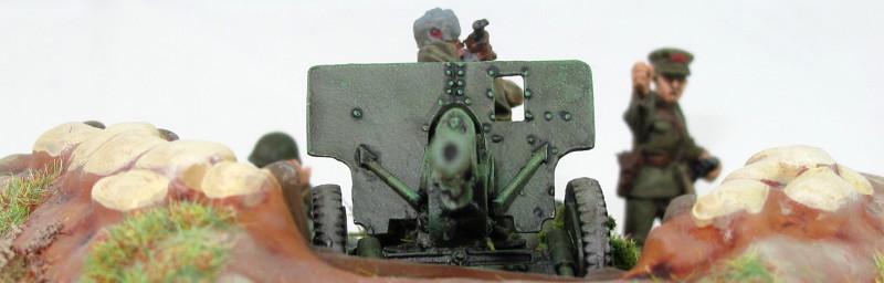 Warlord Soviet Zis-3 Gun Review