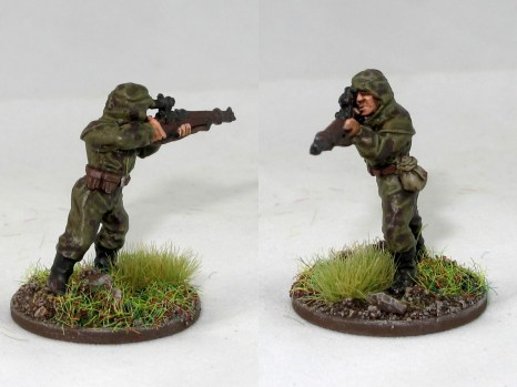 Another sniper mini, proving that hoodies have always been a menace to society
