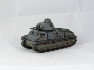 Blitzkrieg S35 in German clothes