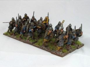 Breton Dismounted Milites 3