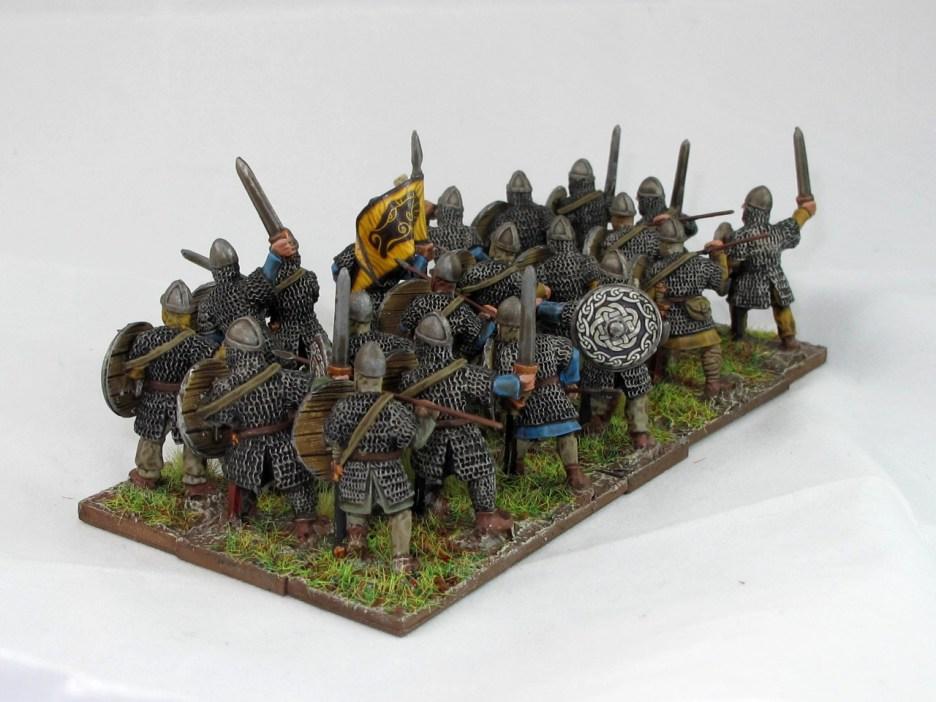 Breton Dismounted Milites 4