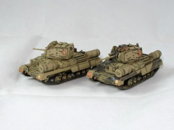 British cruisers for WaT