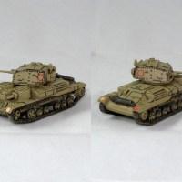 PSC British A9/A10 Cruiser Tanks