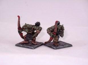 Mordheim Goblin Archers