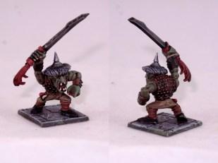 Mordheim Goblin Hero 2