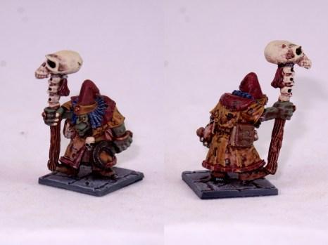 Mordheim Goblin Shaman