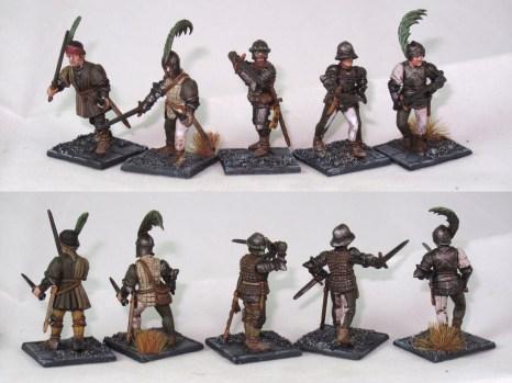 Tilean Swordsmen