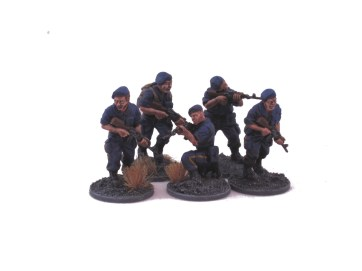 Police paramilitary
