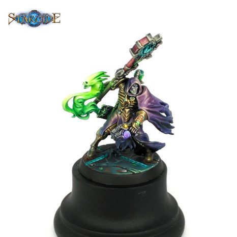 Legion of the Black Sun necromancer, aparently