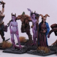 Mordheim Possessed Warband