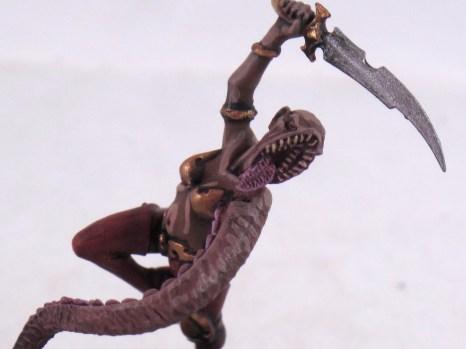 Mordheim Possessed Mutant closeup