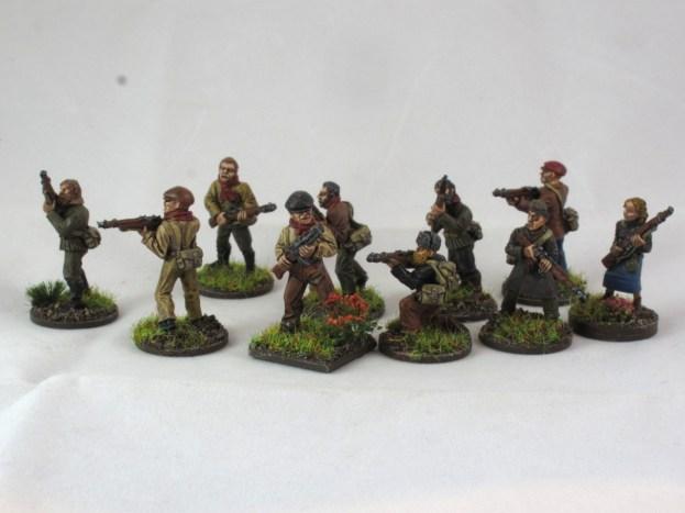 Partisan Squad 2 1