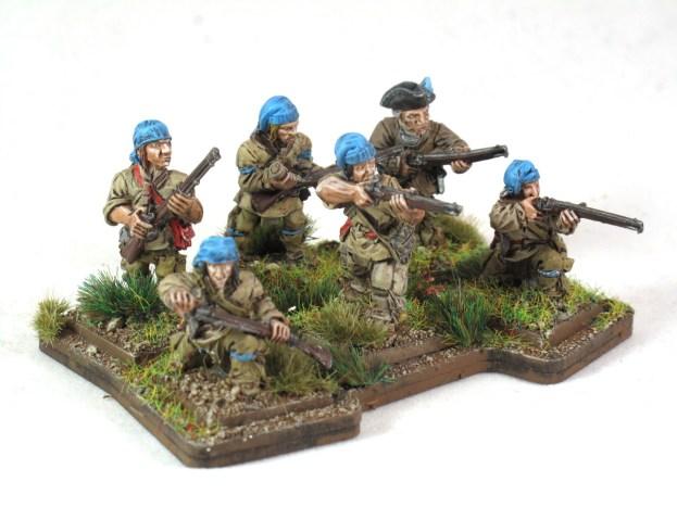 Canadian Militia 1