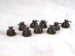 Gaslands Little Turrets