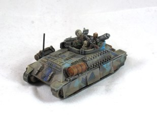Party tank 2