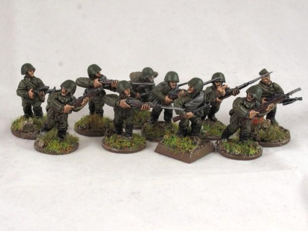 Soviet infantry 1