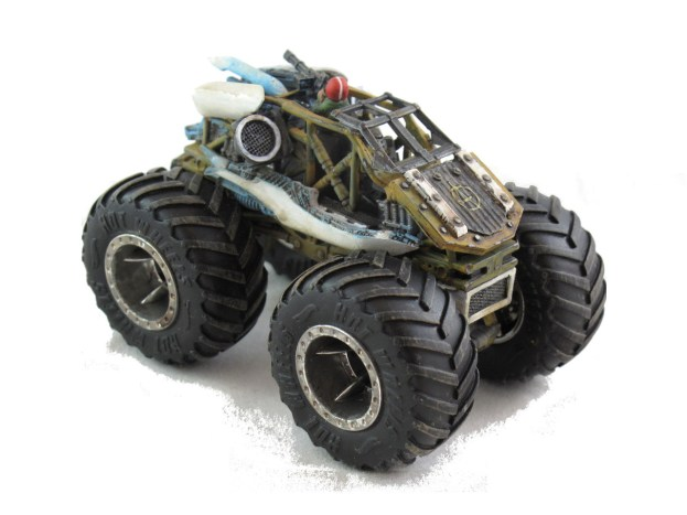 Mishkin Monster Truck 4