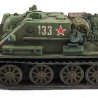 SU-122 assault gun