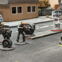 Urban terrain boards