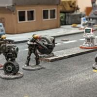 Urban terrain boards