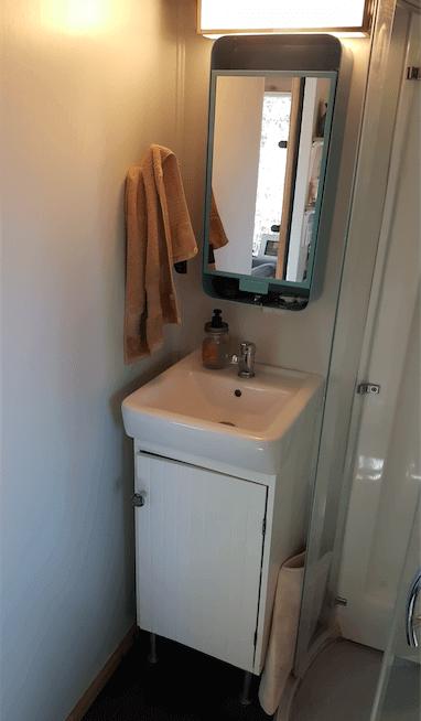 tiny house living water usage tiny