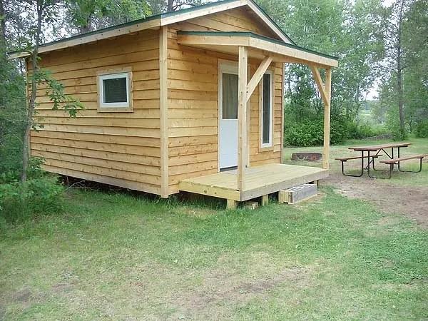 Piccole case in legno progetto off grid autosufficienza for Case piccole in legno