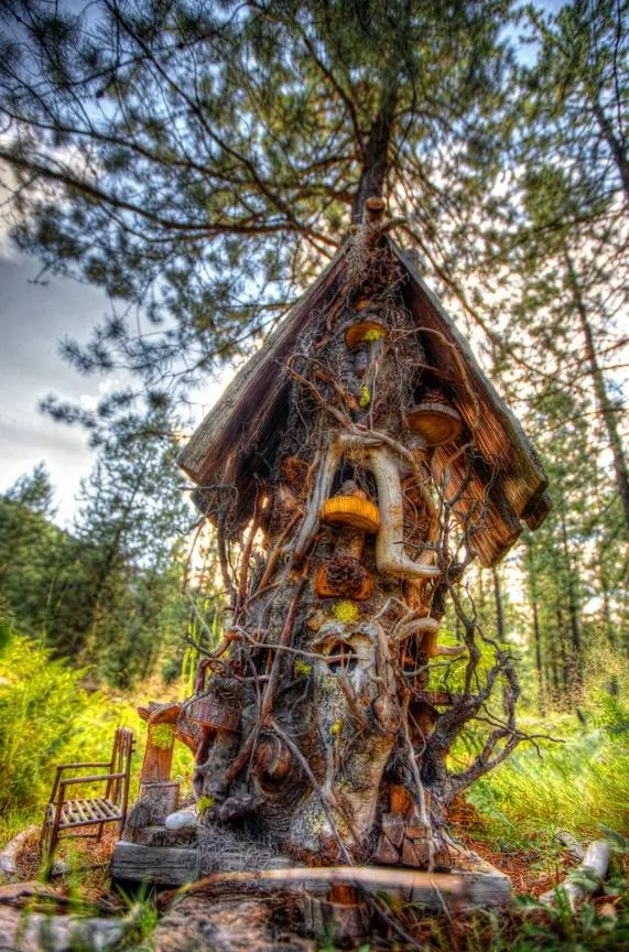 The Shire Of Montana Tiny House Blog
