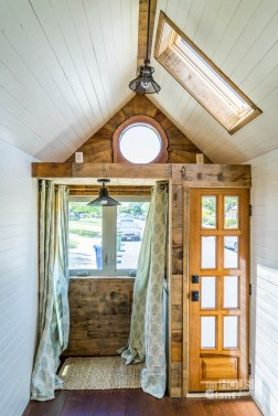 Front Door - Interior View