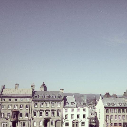 Quebec City Roof