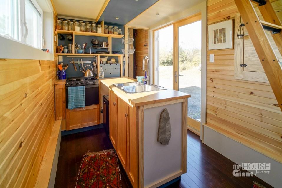 Harmony House Kitchen