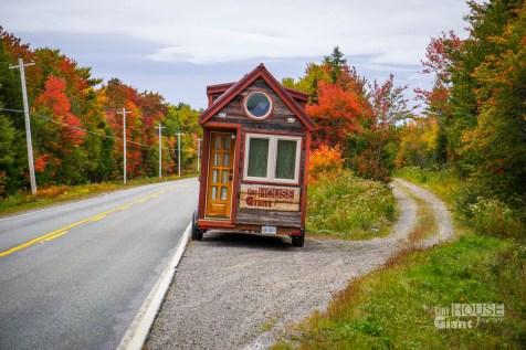 THGJ Route to Cape Breton
