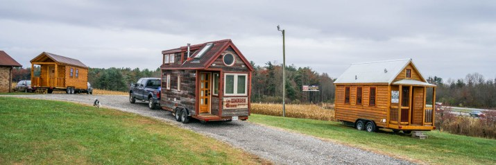 Tiny House Gj & Smaller Tumbleweed-style tiny home